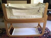 3 in 1 Snuzpod Bedside Crib