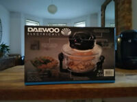 Daewoo Halogen Air Fryer Low Fat Oven with 12L Capacity