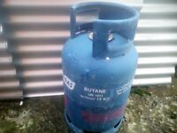 Butane Gas Bottle 13kg. Needs filling. £25 ONO.