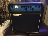 Ashdown Electric Blue EVO II combo bass amp,