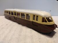 Dapol 4D-011-005 Streamlined Diesel Railcar 12- 00 Gauge
