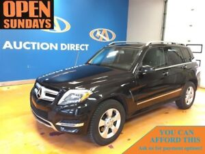2015 Mercedes-Benz GLK-Class NAVI! HUGE SUNROOF! AWD! DIESEL!