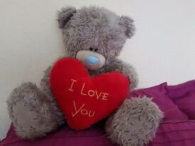 Me to you 'I love you' Teddy Bear