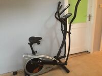 York Aspire 2 in 1 Exercise Bike & Crosstrainer