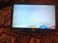 LG 19 inch tv HDMI