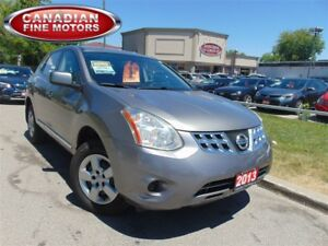 2013 Nissan Rogue CLEAN CARPROOF-DUAL DVD-ONE OWNER