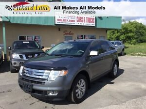 2009 Ford Edge Limited Fully Loaded !!!