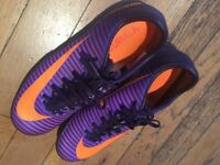 Nike Mercurial Astro trainers uk size 7