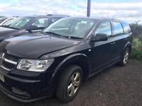 Dodge Journey 2.0crd / BREAKING ALL PARTS AVAILABLE