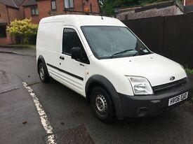 FORD TRANSIT CONNECT 1.8 TDCI HIGH TOP LWB