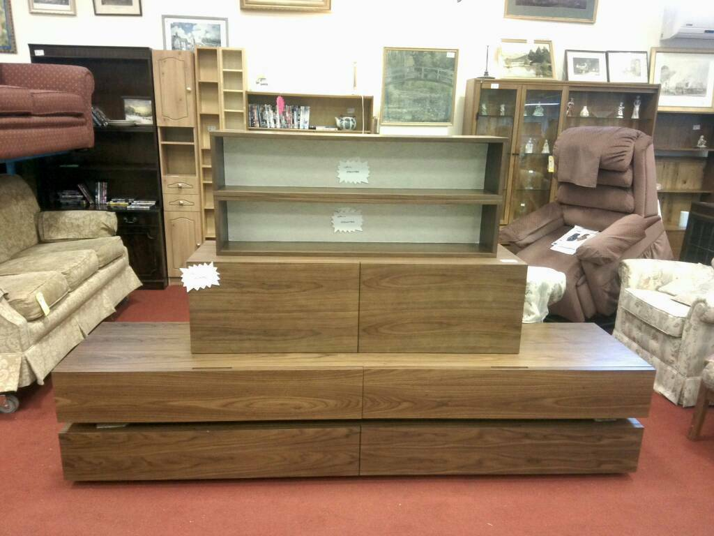 Tv and wall display unit tcl 14417