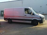 Mercedes-Benz, SPRINTER, Panel Van, 2014, Manual, 2143 (cc)