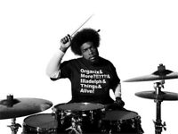 DRUMMER DRUMS WANTED. SOUL JAZZ HIP HOP GOSPEL GROOVE Originals