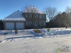 569 000$ - Maison 2 étages à vendre à Carignan