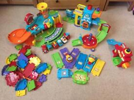 Toot toot bundle - garage / police station / fire station