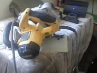 Dewalt D3650-LX circular saw.110v