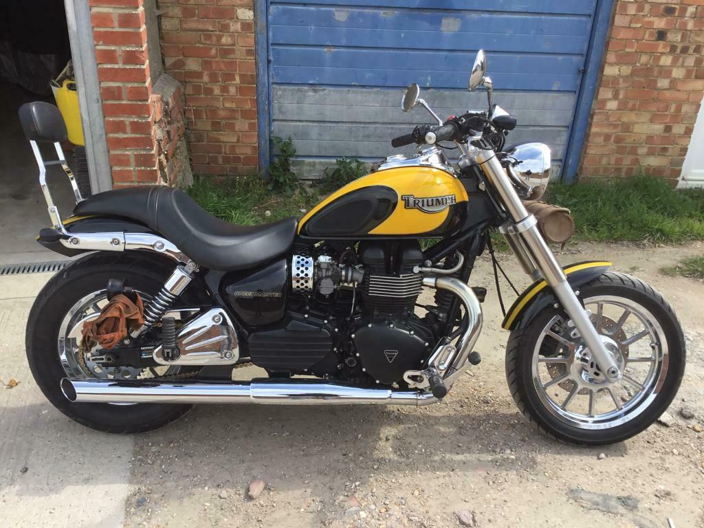 07 Triumph Speedmaster 790 In Portsmouth Hampshire Gumtree