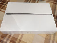 NEW APPLE IPAD 32GB 9.7 - SPACE GREY 2017 MODEL A1822 - BRAND NEW AND SEALED
