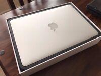 Apple Macbook Pro 13 inch early 2015 HIGHEST SPEC 3.1GHZ i7 16GB RAM, 500GB SSD laptop