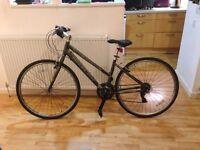 Hybrid Bike small - claud butler urban 100