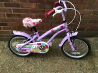 Girls Cherry Lane Cycle (age 4-6)