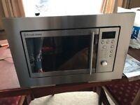 Russel Hobbs integrated microwave