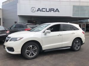 2016 Acura RDX ELITE | OFFLEASE | TINT | 1OWNER | NOACCIDENTS |