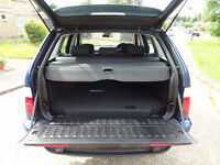BMW X5 4X4 JEEP WITH LPG GAS VERY CHEAP TO RUN NOT HONDA CRV NISSAN QASHQAI LEXUS RX 300 VOLVO XC90