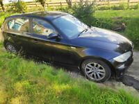 BMW, 1 SERIES, Hatchback, 2005, Manual, 1995 (cc), 5 doors