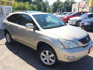2007 Lexus RX 350 LEATHER/ROOF/LOADED/ALLOYS/SPOILER