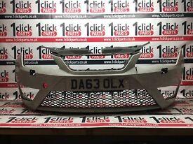 2013 ONWARDS SEAT IBIZA FR FACELIFT FRONT BUMPER GENUINE