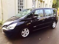 Renault Espace 2.0 DCi 130 Team - ford galaxy vw sharan estate bmw merc audi jeep q7 7 seven seater