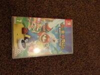 Mario + RabbiDs Kingdom Nintendo Switch Game