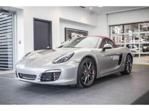 2013 Porsche Boxster S PDK PDLS BOSE Premium Pack