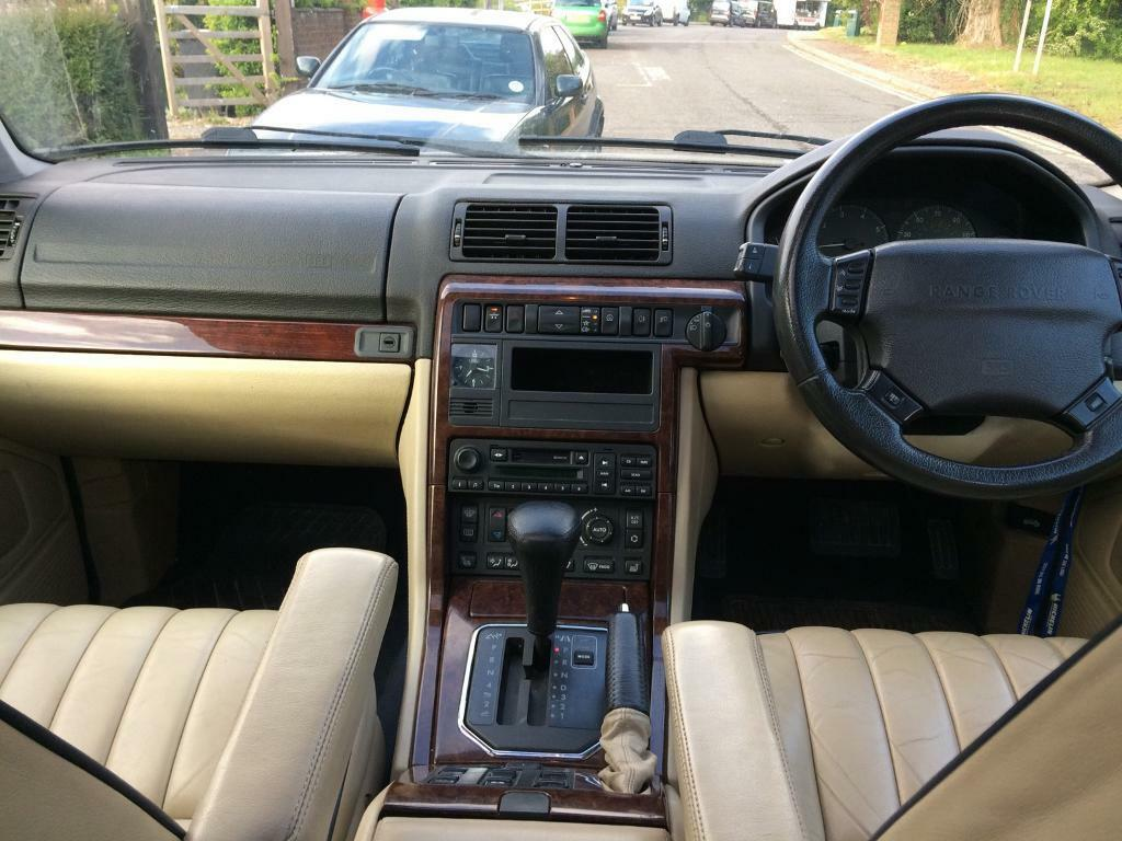 2000 range rover vogue 4 6 thor v8 in reading berkshire gumtree. Black Bedroom Furniture Sets. Home Design Ideas