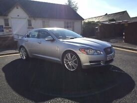 Jaguar XF with every possible extra. Stunning example of high end luxury car!