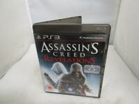 PLAYSTATION 3 TITLE: ASSASSINS CREED REVELATIONS
