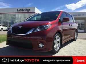 Certified 2013 Toyota Sienna SE 8-Pass - 1 OWNER! NEW TIRES!