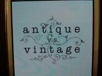 ANTIQUE 2 VINTAGE (Domain name)