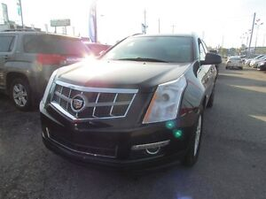 2012 Cadillac SRX Luxury | AWD | LEATHER | ROOF | CAM | HEATED S London Ontario image 3