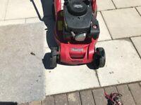 Mountfield RS 100 petrol lawn mower