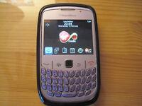 2 x Blackberry Curve 8520