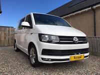 Volkswagen Vw T6 Kombi dsg 'Highline' may part/ex VW van