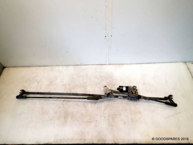 Wiper Motor And Linkage-404.638-06 Citroen C4 1.6 hdi 5door ref.433