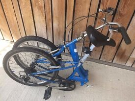 For sale Raleigh folding bike
