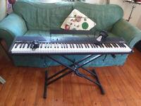 Alesis Recital - 88 Key Digital Electric Piano + Sustain pedal