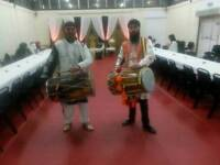 Asian Dhol players & Band