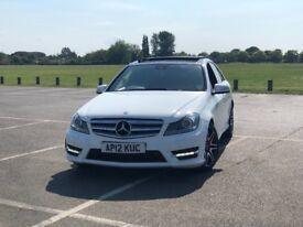 Mercedes c250 sport plus