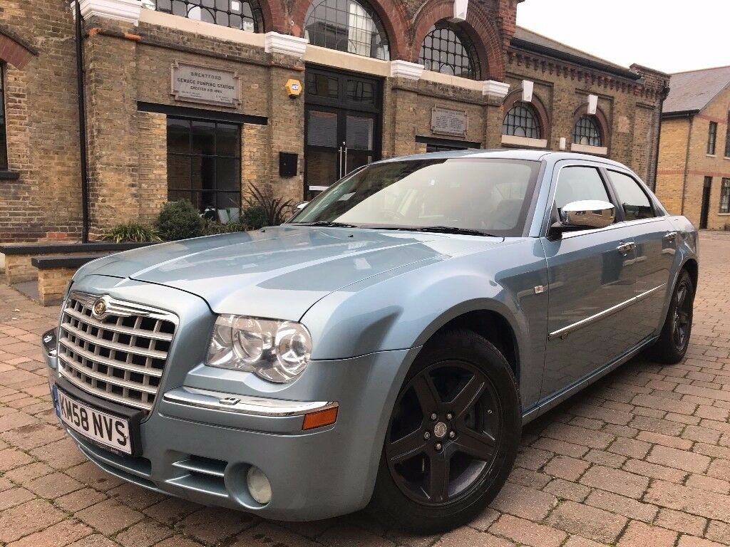 CHRYSLER 300C 3.0 CRD V6 LUXURY **NEW SHAPE**1 OWNER FROM NEW**