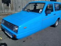 2 Reliant Rialto for sale together.